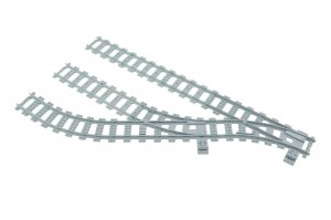 3-Track Left Rail Yard R40