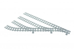 4-Track Left Rail Yard R40