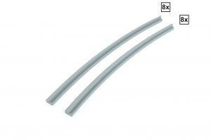 Curved Rails R56A + R56D Set 8x + 8x