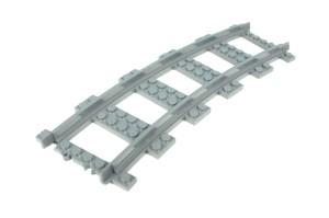Trixbrix.eu Double Straight Track Set 10 Pieces