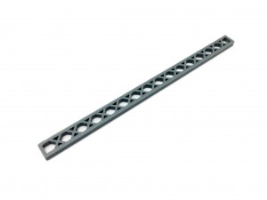Train Signal Mast 1x16 Lattice (4168 replacement)